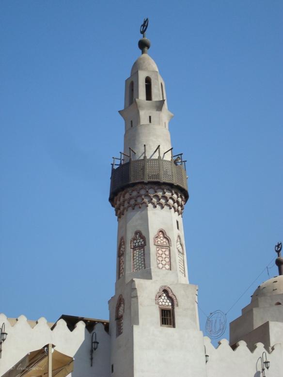 Coptic Steeple